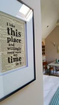 Bed and Breakfast in Eccleshall: Ode to Shakespeare