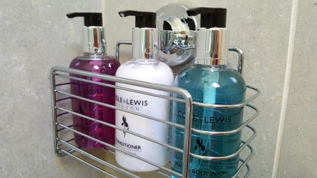 Bed and Breakfast in Eccleshall: Luxury Toiletries