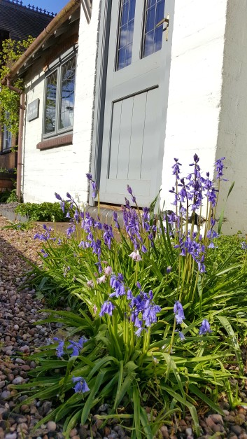 Bed and Breakfast in Eccleshall: Our Front Door